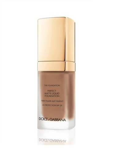 Dolce&Gabbana Dolce&Gabbana 737052637761 Perfect Matte Spf 20 Mat Bitişli Fondöten Renksiz